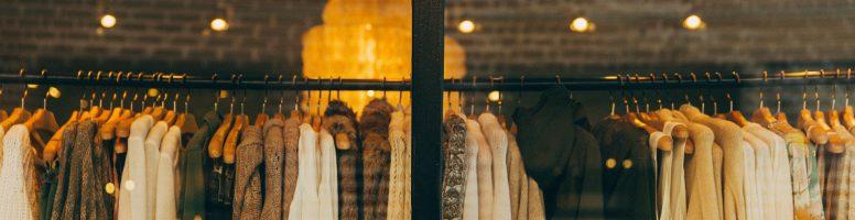 Winterschlussverkauf in der Kleiderkammer